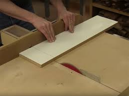can you use a table saw as a jointer video why use a table saw crosscut sled woodworking blog