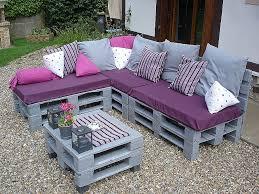 construire un canape avec des palettes inspirational canapé angle
