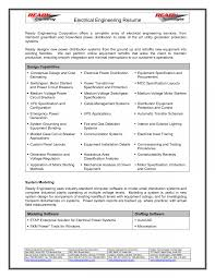 sle electrical engineer resume australia model electrical engineering manager sle job description high paid
