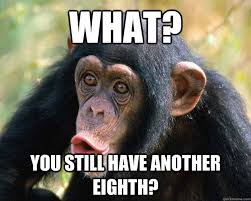 Chimp Meme - suprised chimp memes quickmeme