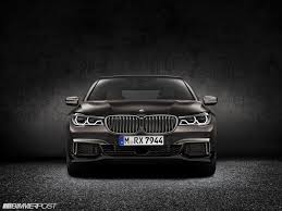 presenting the bmw m760i xdrive v12 with 600 hp