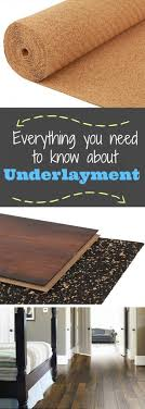 everything you need to about underlayment flooringinc