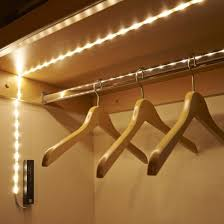 self adhesive strip lights wireless 100cm motion sensor led light strip