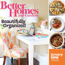 Better Homes And Gardens Summer - recipes from the magazine