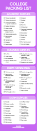 Printable Halloween Stationary Back To Supplies List Best Shopping Checklist
