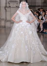 best wedding dresses for fall 2017 from the haute couture shows