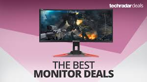 The Best 27 Inch Gaming Monitors For August 2017 by The Best Monitor Deals For Christmas 2017 Techradar