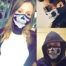 new skull multi bandana bike motorcycle scarf face mask cs ski