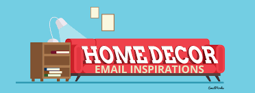 8 home décor ecommerce email marketing examples for holiday season