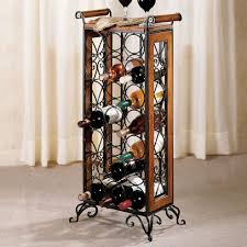 organizer durable wrought iron construction with wrought iron