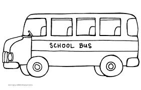 preschool coloring pages school simple school bus coloring pages kids coloring pages simple school