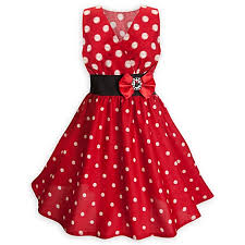dress women minnie mouse sleeveless dress