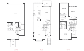 marina square floor plan charterhouse ladner townhomes polygon