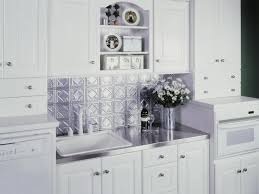 Kitchen Tin Backsplash Tin Backsplash For Kitchen Ideas Onixmedia Kitchen Design
