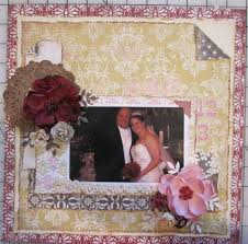 Scrapbook Wedding Album Wedding Scrapbook Albums Pinterest Best Images Collections Hd