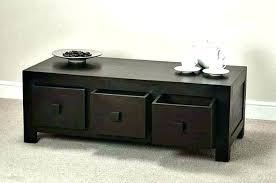 white and black coffee table white coffee table with storage baskets coffee table with storage