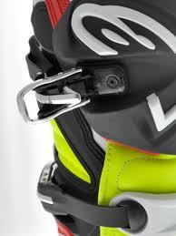 nike motocross boot alpinestars black red yellow tech 7 mx boot ebay