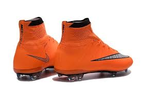 buy womens soccer boots australia nike mercurial superfly fg orange silver for a 114 89