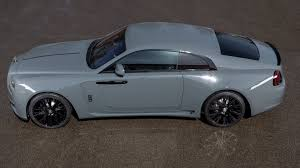 roll royce wraith on rims dub magazine spofec rolls royce wraith overdose video