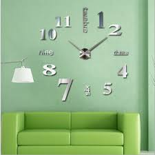 happy home decor wholesale happy home living room bedroom home docerate wall clock