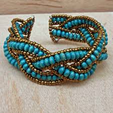 braid bracelet with beads images 58 bracelets beads mountain waters bracelets fusion beads jpg