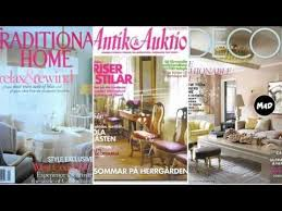 home decor magazine youtube