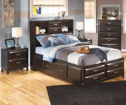 ashley storage bed kira b473 full size bookcase storage bed ashley kids furniture