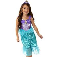 amazon disney princess ariel dress toys u0026 games