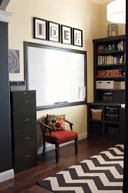 Dry Erase Board Decorating Ideas Home Office The Perfect Picture Hook