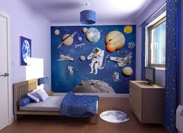 space themed bedroom ideas home