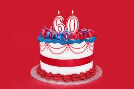 60 yrs birthday ideas 60th birthday cake ideas lovetoknow