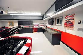 Car Interior Lighting Ideas 50 Garage Lighting Ideas For Men Cool Ceiling Fixture Designs