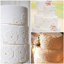lake tahoe wedding inspiration lace wedding cakes