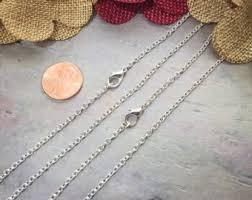 diy chains bracelet images Charm bracelet chain etsy jpg