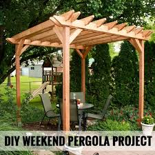 Cheap Pergola Ideas by Best 25 Small Pergola Ideas On Pinterest Wooden Pergola