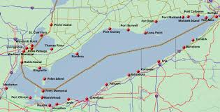 Florida Lighthouses Map by I Live On Lake Erie Can I Carry On My Boat In Lake Erie