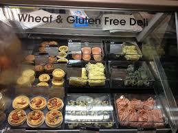 selfridges gluten free deli gluten free tea