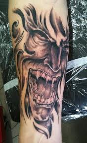 25 unique demon tattoo ideas on pinterest angel demon tattoo