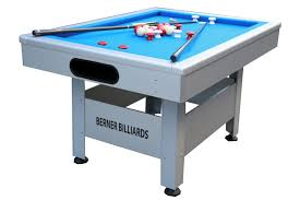 slate bumper pool table the orlando outdoor bumper pool table non slate berner billiards