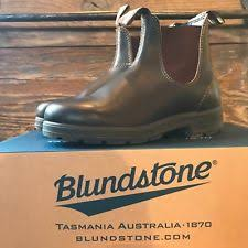 buy a pair of blundstone dress v cut boots in s or s blundstone s boots ebay
