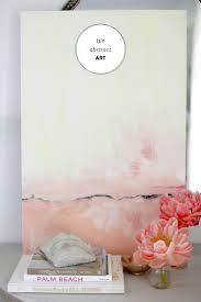 Diy Paintings For Home Decor 609 Best For The Home Diy Art Images On Pinterest Paintings