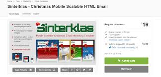 christmas email templates it u0027s time to sow the seeds of holiday mails