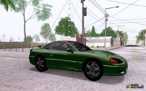 dodge stealth stealth rt twin turbo 1994 for gta san andreas