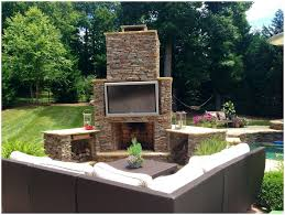 backyards beautiful fireplace backyard outdoor fireplace designs