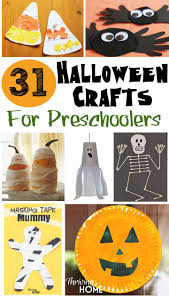 31 easy halloween crafts for preschoolers tons of great ideas
