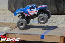 rc monster truck racing event coverage u2013 bigfoot 4 4 open house u0026 r c monster truck race