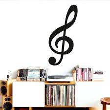 Music Note Wall Decor Wall Decor 14 Wall Inspirations Bedroom Decor 4 Piece Wall Art