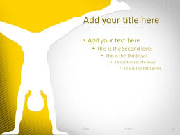 sport powerpoint template hand ball powerpoint template is one of