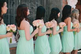 and green wedding dresses top 10 colors for bridesmaid dresses tulle chantilly wedding
