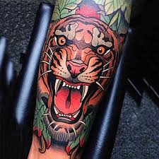 tiger tattoos for ideas and designs for guys